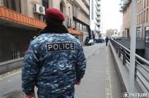 Hostages kept in Yerevan Erebuni Plaza hotel
