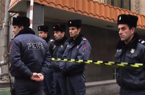 Стрелявший в гостинице «Эребуни Плаза» в Ереване мужчина сдал оружие