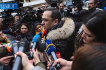 Во время инцидента в офисе Роберта Кочаряна никого не было – Виктор Согомонян
