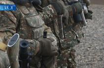 Արցախում երկու զինծառայող է վիրավորվել