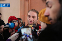 CC Chairman Hrayr Tovmasyan is being politically persecuted, repressive methods applied against him: lawyer