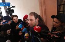 ՍԴ նախագահ Հրայր Թովմասյանի բնակարանից աղաղակող որևէ իր չի հայտնաբերվել. փաստաբան