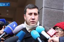 Подобные действия нацелены на то, чтобы напугать, создать впечатление репрессий – Рубен Меликян об обыске в квартире председателя КС