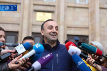 What takes place today will not end today: Armenia's CC chairman Hrayr Tovmasyan on search in his apartment