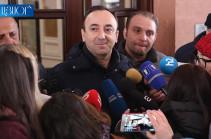 Глава КС Армении: Уверен, что честь офицера не позволит экс-директору СНБ молчать