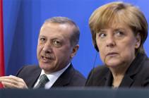 Эрдоган намерен обсудить с Меркель ситуацию в Ливии