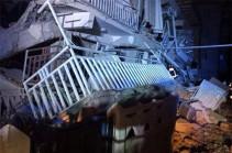 Թուրքիայում երկրաշարժի հետևանքով զոհերի թիվը հասել է 20-ի