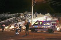 Число погибших при землетрясении в Турции возросло до 21 (Видео)