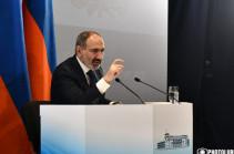 Пашинян: Ответственность за региональную стабильность несут премьер Армении, президент Азербайджана и президент Арцаха