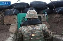 Азербайджан за неделю нарушил режим прекращения огня около 130 раз