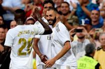 «Реал» вышел на чистое первое место в Ла Лиге, обыграв «Вальядолид»