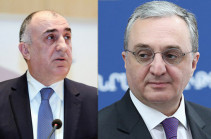 Armenian, Azerbaijani FMs to meet in Geneva