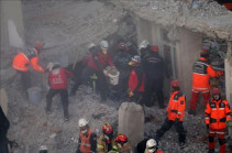 Число жертв землетрясения в Турции достигло 39
