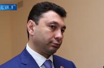 А какого мнения ты придерживаешься по вопросу Карабаха? – Эдуард Шармазанов бросил вызов Пашиняну