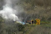 Вертолетом, на котором разбился Коби Брайант, управлял Ара Зобаян