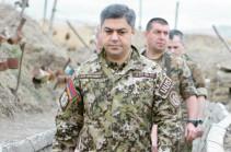 Հայկական բանակը մեր անվտանգ կյանքի թիվ մեկ երաշխիքն է. Արթուր Վանեցյան