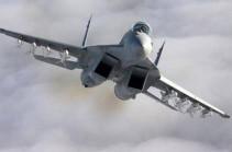 Ալժիրում կործանվել է ՍՈւ-30 ռազմական ինքնաթիռը