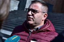VETO initiative founder Narek Malyan arrested