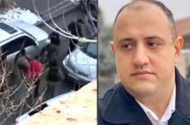 Нарек Малян задержан сотрудниками 6-го управления полиции