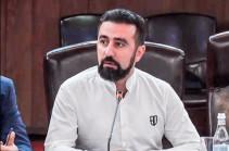 Константина Тер-Накаляна подвергли приводу, чтобы забрать у него телефон, получить доступ к личной переписке – Нарек Самсонян