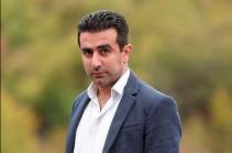 Константин Тер-Накалян подвергнут приводу по подозрению в незаконном хранении или ношении оружия и боеприпасов