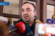 Ես ուղղակի ամաչում եմ, որ մեր երկրում նման իրավաբաններ կան. Հրայր Թովմասյան