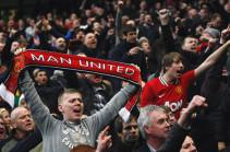 Фанаты «Манчестер Юнайтед» напали на дом Вудворда (Видео)