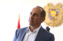 Robert Kocharyan: I am destined to free the country from vicious authorities