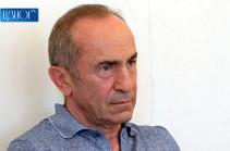 Борьба за свободу может перетечь в политическое движение – экс-президент Армении
