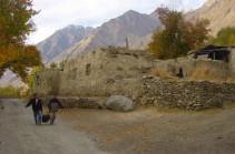 В Таджикистане произошло землетрясение магнитудой 5,0