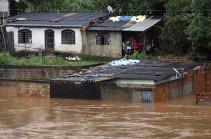 Բրազիլիայում ավելի քան 60 մարդ զոհվել է հորդ անձրևների պատճառով