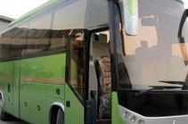 Թեհրան-Երևան-Թեհրան երթուղով փոխադրումներ իրականացնող մարդատար ավտոբուսը վթարի է ենթարկվել. կան վիրավորներ