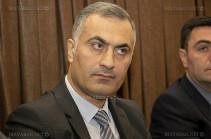 Հայկ Մհրյանը նշանակվել է Հայաստանի ոստիկանության պետի տեղակալ