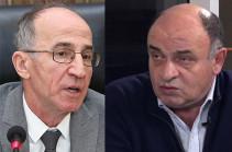 Тема репортажа ОТА о председателе Конституционного суда меня не касается – председатель Совета Общественной телерадиокомпании Армении