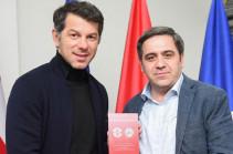 Հայաստանի ու Վրաստանի ՀՖՖ նախագահները պայմանավորվածություններ են ձեռք բերել