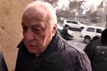 Размик Абрамян останется на свободе