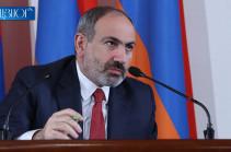 Мы все должны работать, чтобы обеспечить в 2020 году хотя бы 8-9% экономический рост – Никол Пашинян
