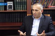 Ален Гевондян: Необходимо умение принимать решение – проблема не решиться только за счет легитимности