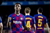 «Բարսելոնան» 3 միավորով հետ է «Ռեալից» Լա Լիգայի 22 տուրից հետո