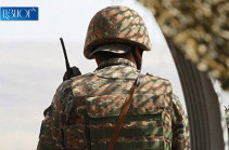 Conscript wounded in Artsakh