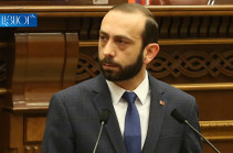 Past: Ararat Mirzoyan urges CC judge Felix Tokhyan write resignation application, promises good jobs for sons