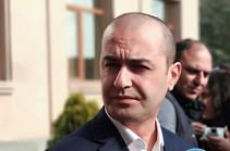 Проект не может быть вынесен на референдум пока не принят в первом чтении и не получил положительное заключение Конституционного суда – Амрам Макинян