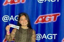 9-ամյա Էմմի Հակոբյանը հաղթահարել է «America's Got Talant» նախագծի առաջին փուլը (Տեսանյութ)