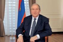 Принятые парламентом законы являются проблематичными – президент Армении обратился в Конституционный суд