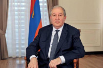 Armenia's president does not sign two bills into laws, applies to CC