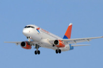 Rostov-Yerevan-Rostov flight delayed due to bad weather conditions