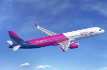 Wizz Air to launch Yerevan-Larnaca-Yerevan flight from June 1