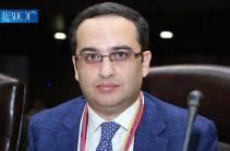 Руководитель офиса экс-президента Армении будет работать на телеканале RT