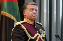Король Иордании Абдалла II посетит Армению