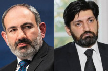 Government evades answering whether Armenia's PM learnt that Vahe Grigoryan is getting millions for doing nothing